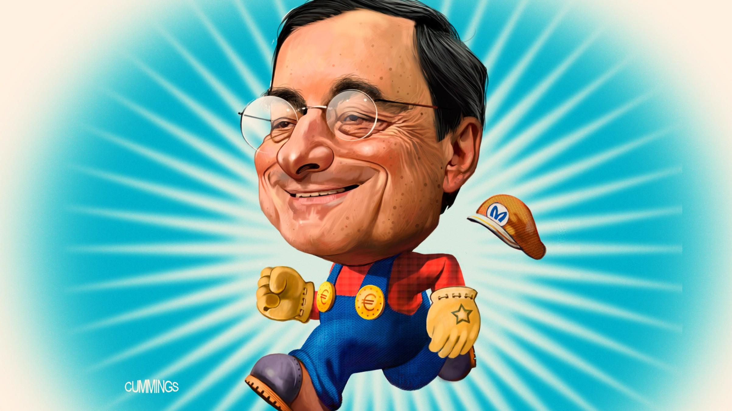 Draghi deu às famílias a maior poupança de sempre no crédito da casa