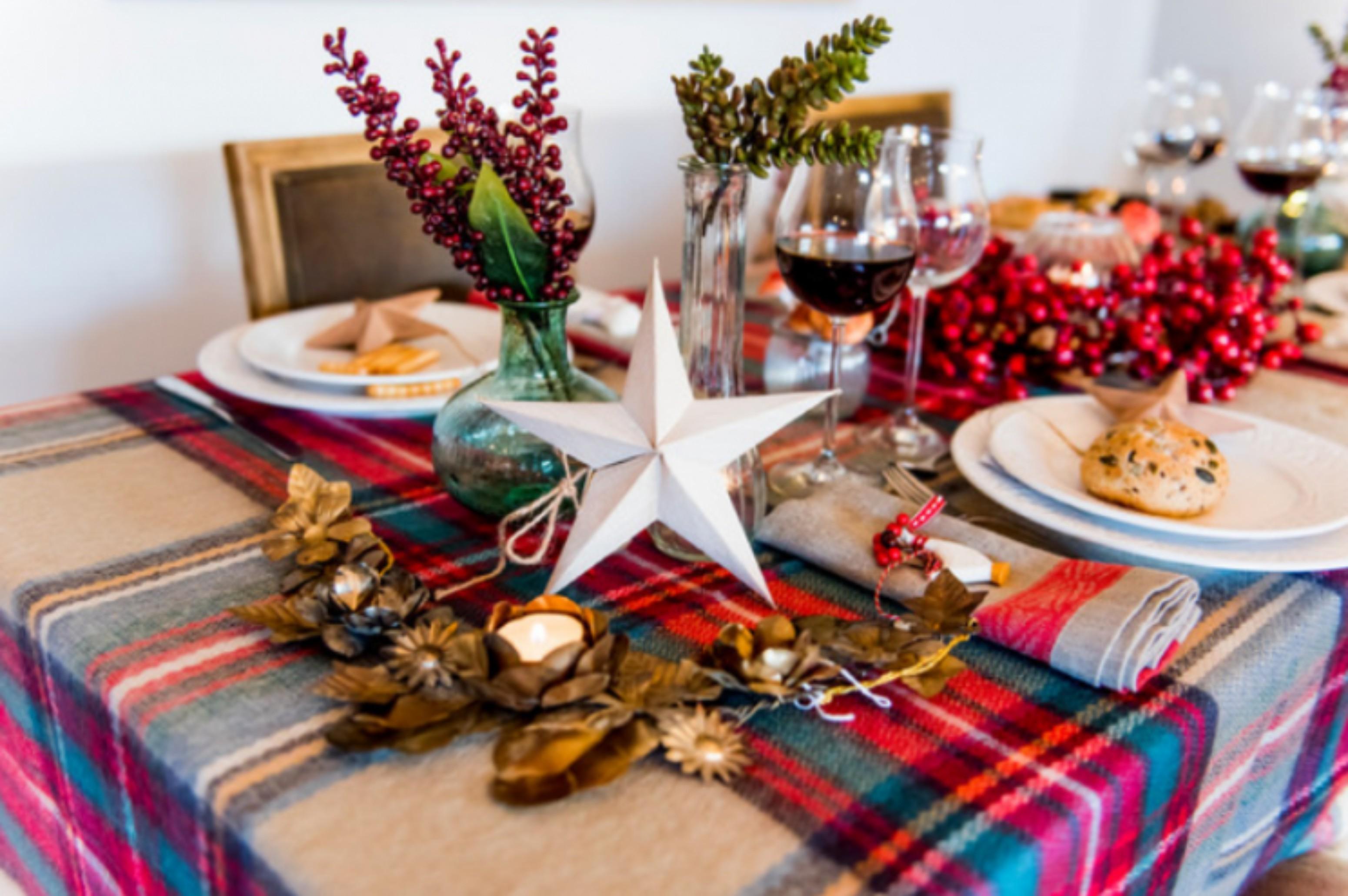Decoração de Natal: Cinco truques (muito simples) para deixar a casa ideal