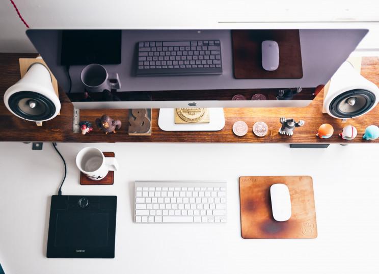 5 dicas para criar um escritório (de sonho) em casa