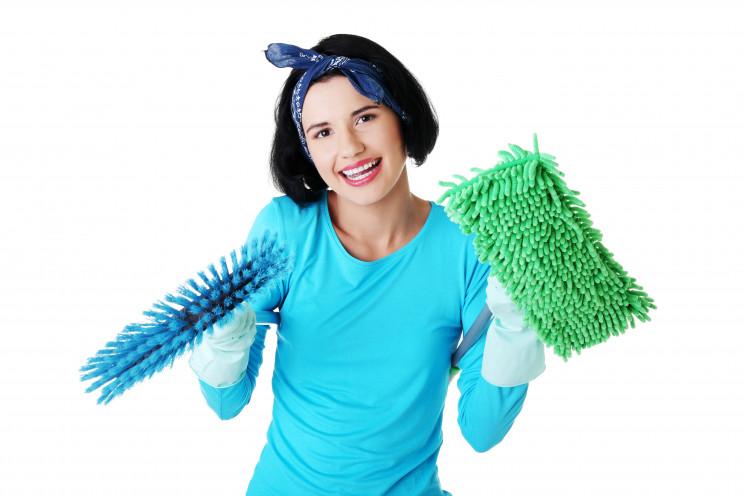 Segredos para limpar a casa sem fazer mal ao ambiente