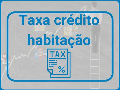 Taxas de crédito à habitação voltam a cair. Juro implícito recua para 1%