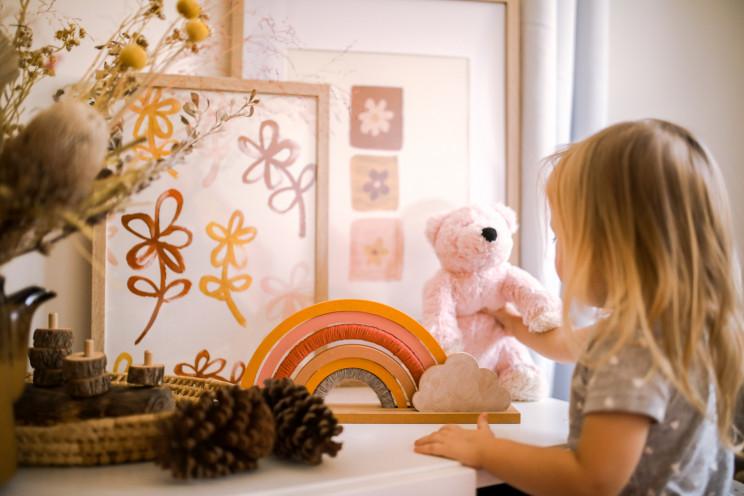 6 truques para transformar facilmente um quarto de bebé num quarto de criança