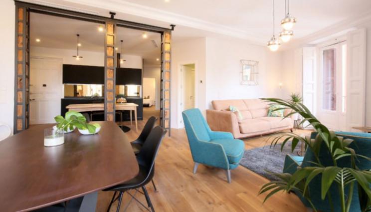 Quatro tipos de pavimentos para a sala de estar que estão na moda