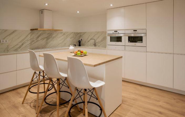 Três truques para remodelar a cozinha e fazê-la parecer como nova