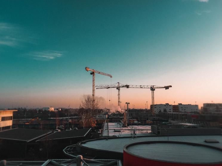 Investimento na construção ao rubro: há 22 anos que não subia tanto